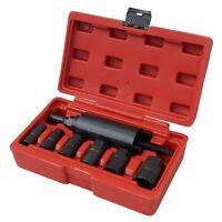 EXTRACTOR DE EJE DE TRANSMISION 7 piezas - Drive shaft puller kit 7 pcs