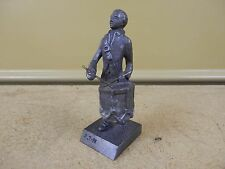Vintage Donald Rothenberg Sculpture 1974 Eaton Corp The American Parade Drummer