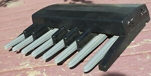 Vintage MIDI Synthesizer Bass Foot Keyboard Pedals Pedalboard