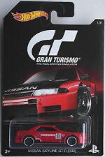 """Hot Wheels-Nissan Skyline GT-R (r32) """"GT/gran turismo 1/8"""" nuevo/en el embalaje original"""