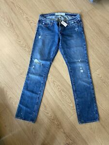 Womens BNWT Abercrombie And Fitch Jeans Size 10