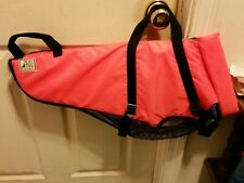 FIDO SAFETY FLOAT FOR LARGE DOGS EXCELLENT CONDITION VERY CLEAN