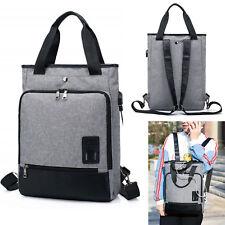 Anti-Theft USB Shoulder Handbag with Charging Port for Laptop MacBook Apple iPad
