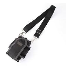 Pro Portable Bag Waist Pouch Case Set with Belt For DSLR Camera Monopod Tripod