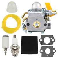 Carburetor kit For Ryobi RY26540 RY26500B RY28020 Trimmer SS26 SS30 Weed Eater
