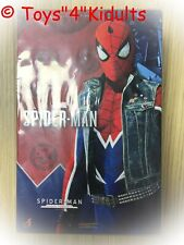 Hot Toys VGM 32 Marvel's Spider-Man (Spider-Punk Suit) 1/6 Action Figure NEW