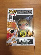 Funko Pop! Creatures & Myths: Hanuman GITD 2015 Asia Exclusive Complexcon