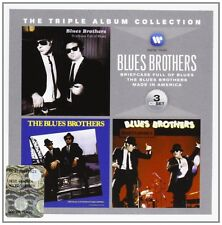 The Blues Brothers-The Triple Album Collection 3 CD NUOVO