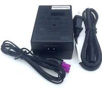 Genuine HP AC adapter For Photosmart C6280, C6240, C7280 Power Supply + Cord