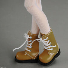 "Dollmore New 12"" Bjd doll shoes Anfan Fri Boots (Brown) blythe size boots"