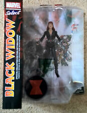 Marvel Select series Black Widow with miniature Ant Man
