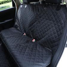 Waterproof Heavy Duty Dog Car Seat Cover Pet Rear Back Mat Seat Protector Us