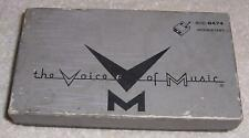 Vm The Voice of Music Model 8474 mikemixer in box mini mixer