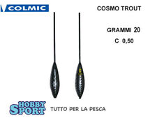 BOMBARDA COSMO TROUT COLMIC GR 20 AFF 0,5 GR