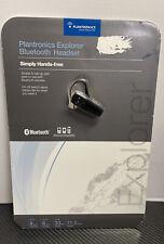Plantronics Explorer 210 Hands Free Bluetooth Mobile Headset Nos 2009
