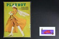 💎 PLAYBOY MAGAZINE: APR 1970 GIRLS OF ISRAEL BARBARA HILLARY AVIVA PAZ💎