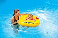 Intex 56587 Deluxe Baby Sicherheitsring Pool School Schwimmring 79x79cm Stufe 1