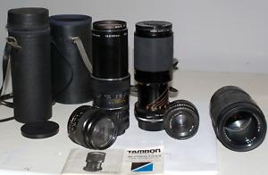 5 obiettivi fotografici zoom tele