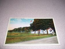 1910s COUNTRY CLUB BUCYRUS OHIO ANTIQUE POSTCARD