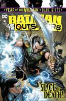 Batman and the Outsiders #4 YOTV DC Universe Comic 1st Print 2019 NM Kirkham