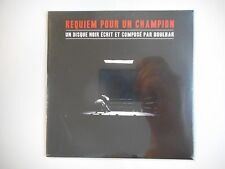 BOULBAR : REQUIEM POUR UN CHAMPION ♦ CD ALBUM NEUF PORT GRATUIT ♦