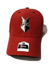 NEW Men's Indianapolis Indians MILB Red Minor League Baseball Cap Adjustable