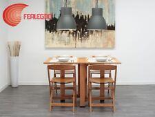 S284687 Foppapedretti 'cartesio' tavolo pieghevole