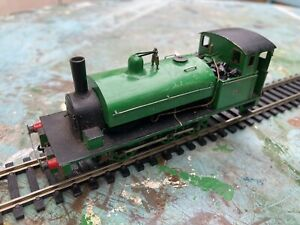 00 Kit Built Brass Locomotive 0-6-0T