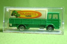 Voiture miniature-Majorette 241 saviem Baché-camions-OVP