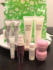 Lot Of 9 - Shisiedo White Lucent Spot Corrector Night Cream Softener Samples