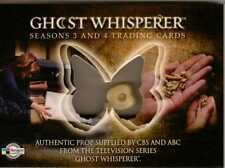 Ghost Whisperer Seasons 3 & 4 Case Topper Card CT Tooth Prop Card