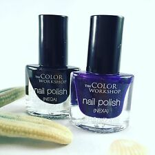 2 The Color Workshop Nail Polish Perfect Nails Trending Colors Midnight & Vamp