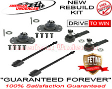LIFETIME Brand Ball Joint Tie Rod Kit for Buick Chevy OLDS Pontiac 1988 - 1997