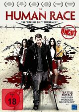 The Human Race ( Action-Horror UNCUT ) mit Eddie McGee, Trista Robinson NEU