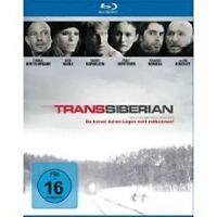 TRANSSIBERIAN BLU RAY ACTION THRILLER T. KRETSCHMANN