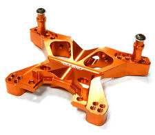 C26398ORANGE Integy Billet Machined Front Shock Tower for Traxxas 1/10 Slash 4X4