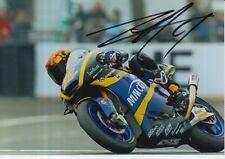 Louis Rossi mano firmado 7x5 Foto Tech 3 Moto 2 MotoGP 11.