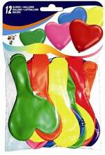 Heart All Occasions 10-50 Party Balloons