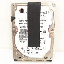 "Seagate 100 GB IDE 2.5"" Hard Drive Momentus 5400.2 ST9100823A 5400RPM HDD"