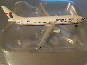 1:500 herpa  wings   cayman airways 737