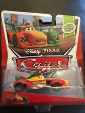 Disney Cars Rip Clutchgoneski-totalmente Nuevo