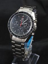 Alpha mechanical chronograph men's watch speedmaster