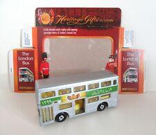 "Matchbox SuperKings K-15 London Bus ""1979 Royal Visit to Iran"" - NEVER RELEASED"
