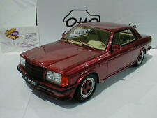 "Ottomobile OT641 # Mercedes-Benz AMG 500CE Baujahr 1983 in "" rot "" 1:18  TOP"