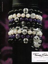 Publicité Advertising 2011  Thomas Sabo bijou joaillerie collection mode