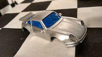 Porsche 911 ähnliche 1:43 Karosserie silb, Artin,Racy,Fastlane,Carrera Go Umbau