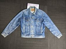 Vintage Levis Denim Jeans Trucker Jacket 70506-0216 40