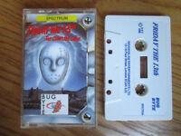 Friday The 13th The Computer Game ~ Sinclair ZX Spectrum (Pre-Nintendo) 1988 NOS