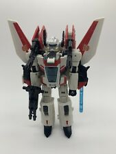 Transformers Classics Jetfire 2006 Voyager COMPLETE