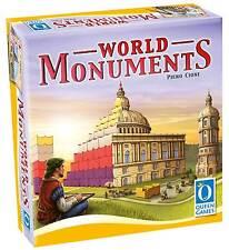 Queen Games 10261 World Monuments,Familienspiel